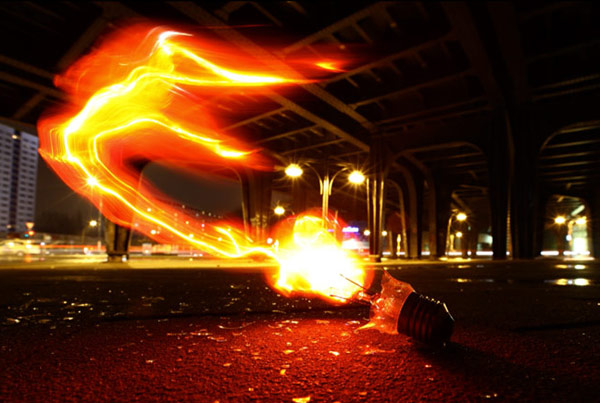 daniel lisson darkest hour lightpainting