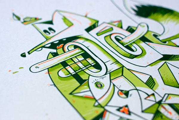 daniel lisson art print