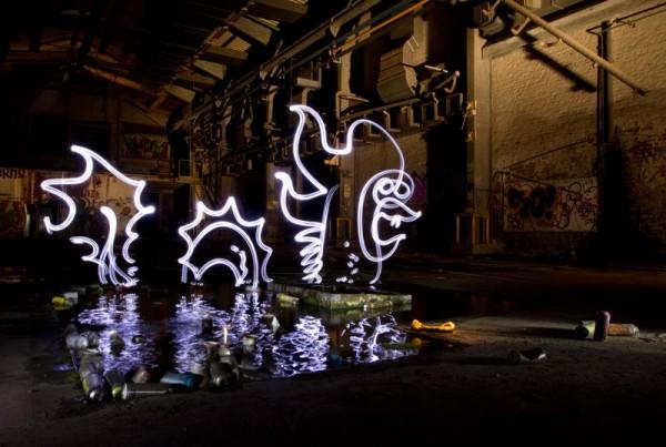 daniel lisson lightpainting