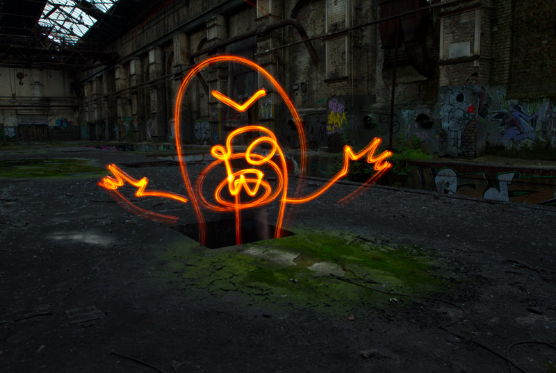 daniel lisson lightpainting