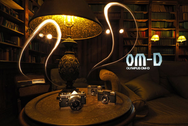 daniel lisson olympus lightpainting