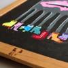 lisson oscar blackboard detail
