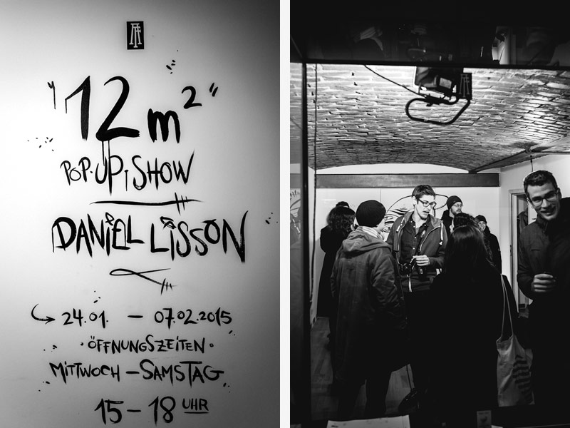 daniel lisson 12qm show