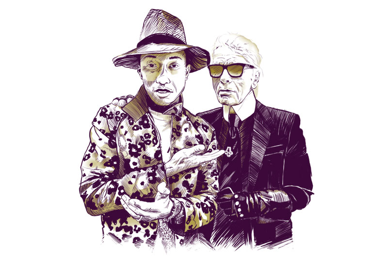 Daniel Lisson – Pharrell and Karl