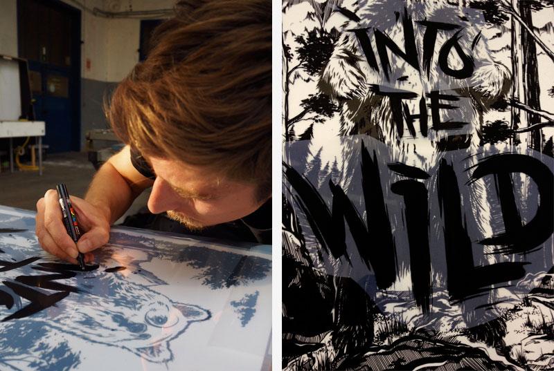 Daniel Lisson  – Into the WIld