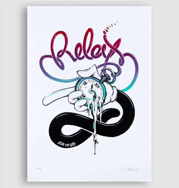 Daniel Lisson –Relax